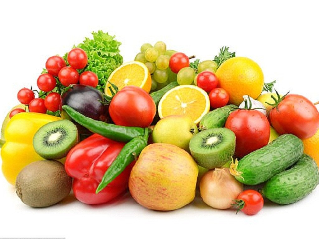 bổ sung rau củ làm đẹp da
