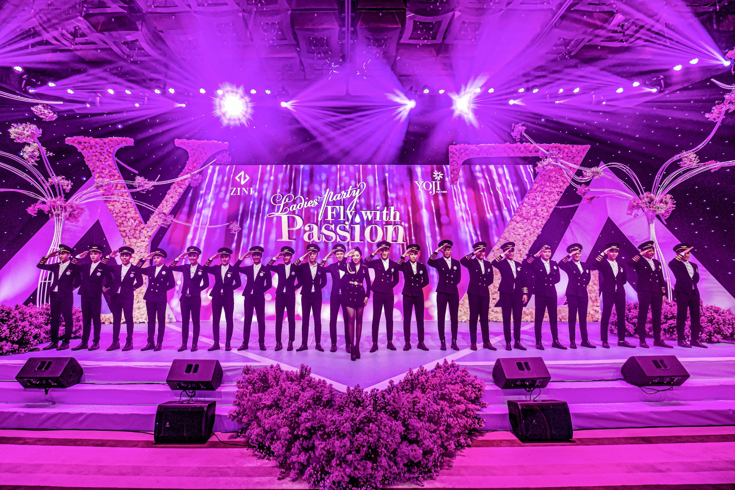 sự kiện fly with passion 2019